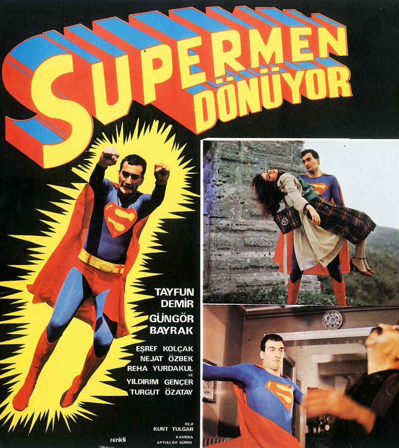 Image result for supermen donuyor